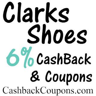Clarks Shoes Cashback & Coupons Ibotta, Ebates, MrRebates and Gocashback
