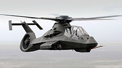 Comanche Stealth Helicopter