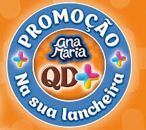 Promoção Bolinho Ana Maria 2017 QD+ Na Sua Lancheira
