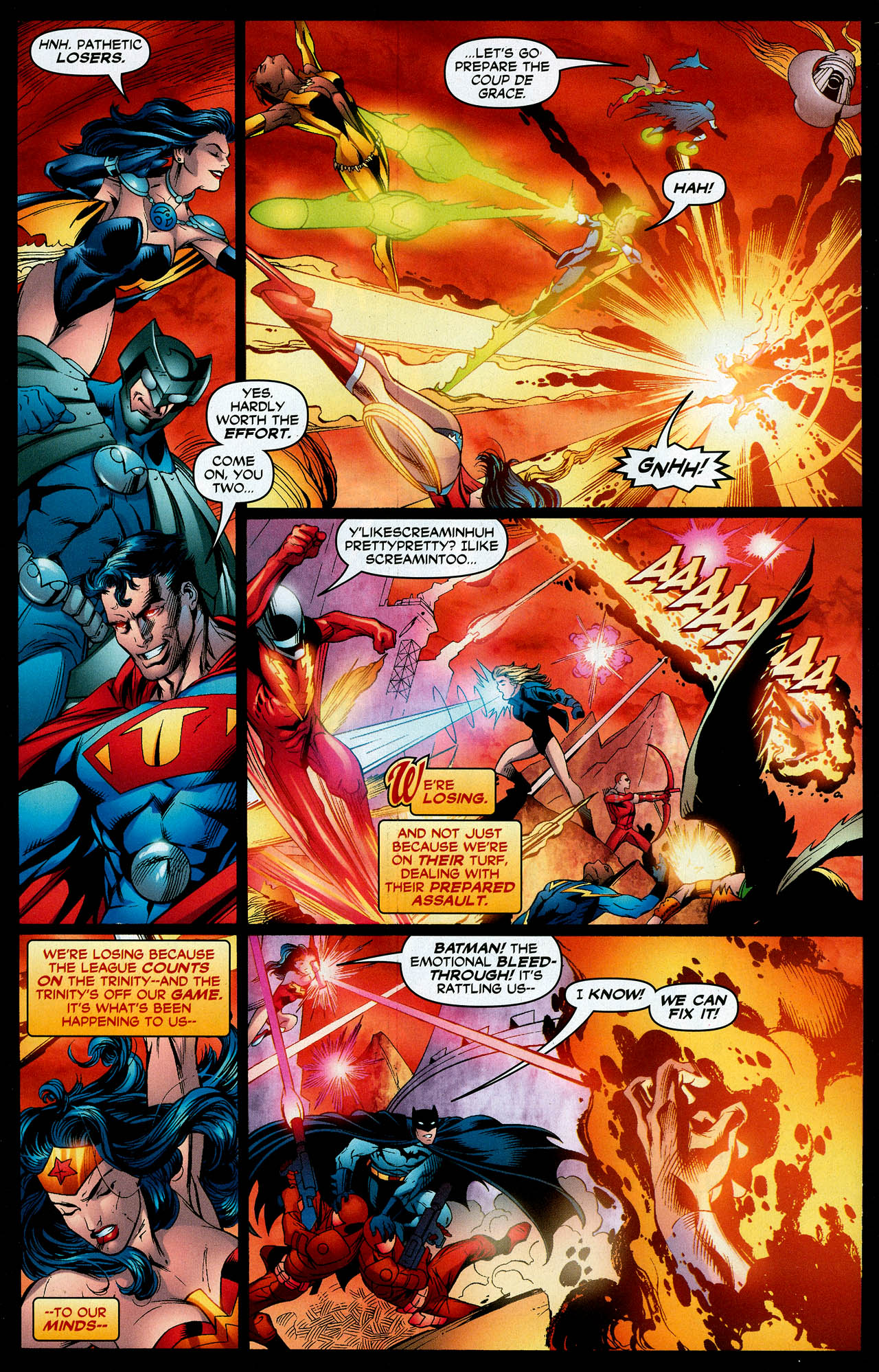 Read online Trinity (2008) comic -  Issue #12 - 14