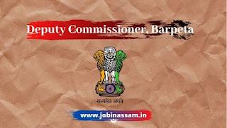Deputy Commissioner, Barpeta