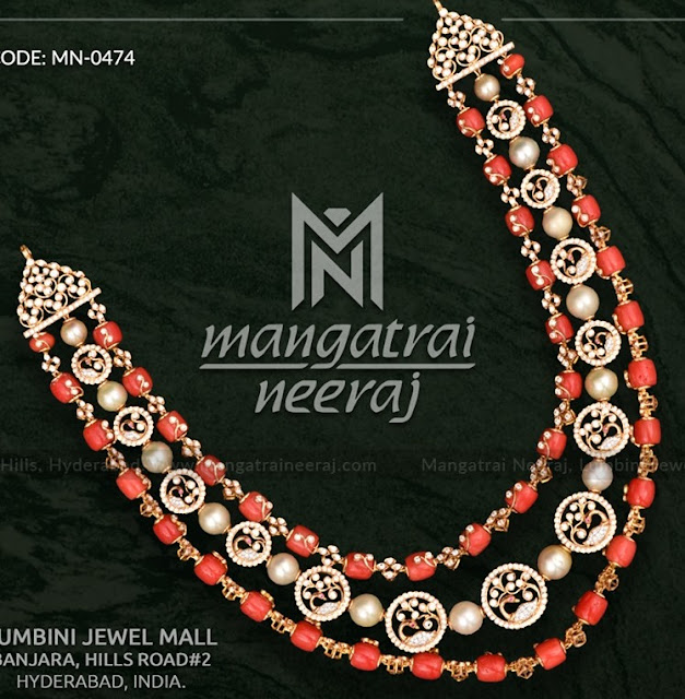 Latest Bridal Jewelry by Mangatrai Neeraj