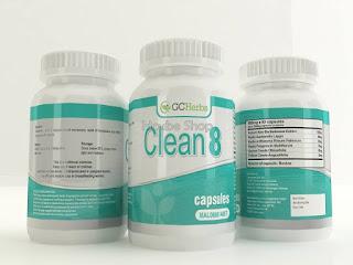 CLEAN 8 BY GCHERBS