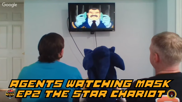 Agents Watching M.A.S.K. - EP2 The Star Chariot