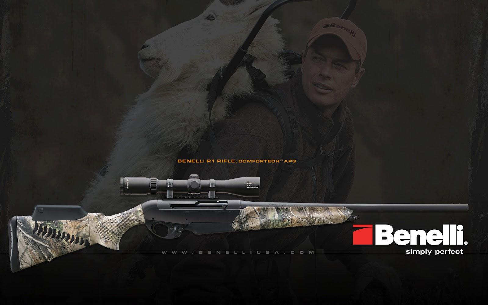7b38c69ea2 BENELLI R1 Τυφέκιο για Κυνήγι Μεγάλων Θηραμάτων!