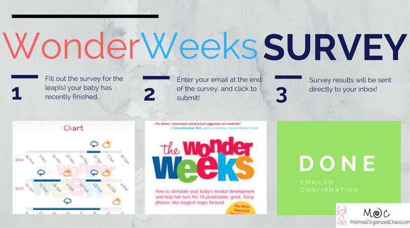 The wonder weeks survey.