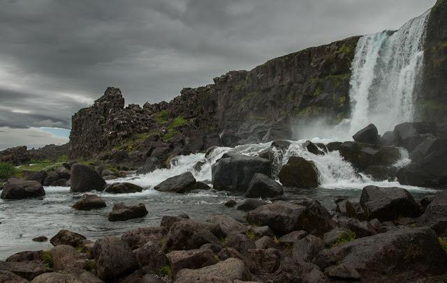 Cascada de Þingvellir