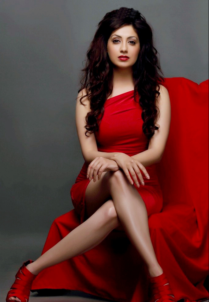 Beauty Galore Hd  Gurleen Chopra Hot Like Red Chilli -5147