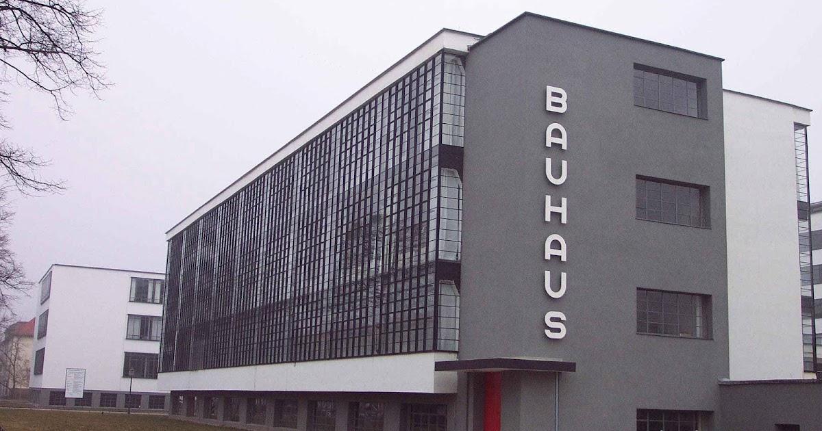 Historia Del Dise 241 O Bauhaus