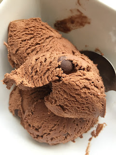 Perfect World Double Choc Chip Ice Cream