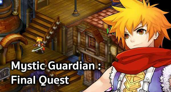 Mystic Guardian (Final Quest) APK For Android Free Download