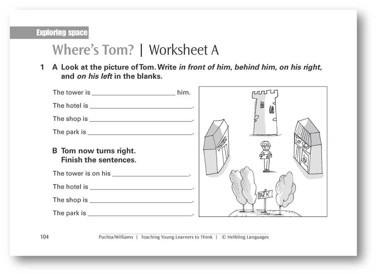 Critical Thinking Activities For Elementary Students