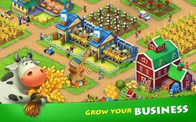 Game Township Mod Apk Versi Terbaru