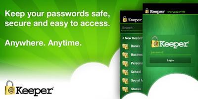 تطبيق-Keeper-لإدارة-كلمات-مرور-الأيفون