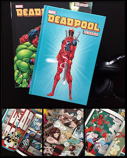 Recenzja komiksu Deadpool classic tom 1