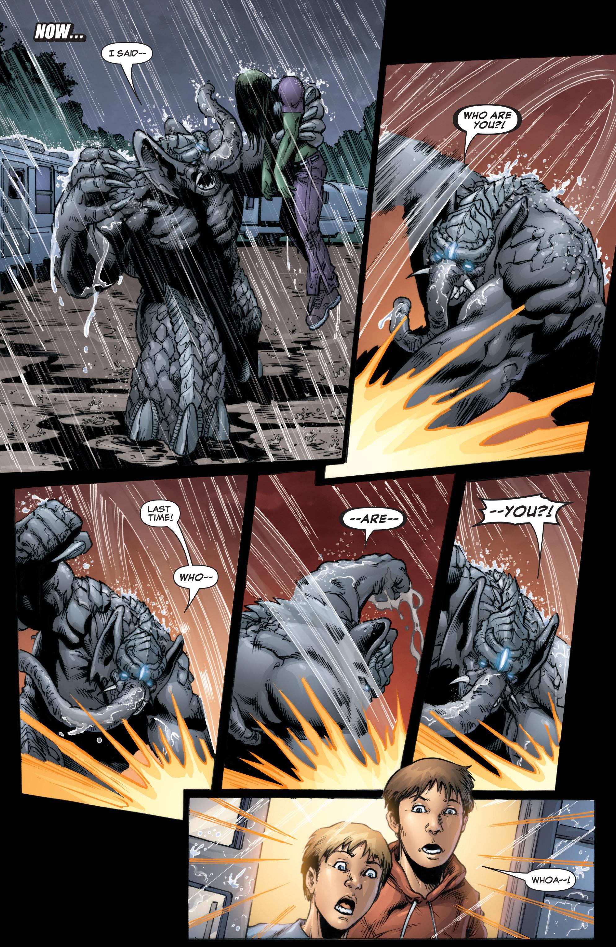 Read online She-Hulk (2005) comic -  Issue #37 - 23