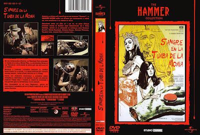 Sangre en la tumba de la momia (1971) (Blood from the Mummy's Tomb)