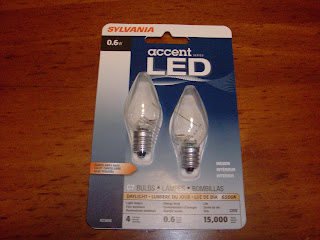 LED, low energy, energy conservation, tj's green adventure