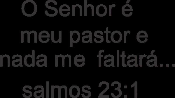 Palavras De DEUS!: O Senhor é O Meu Pastor