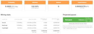 daily earning bitcoin