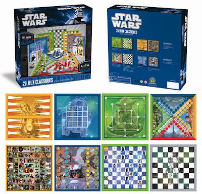 Juegos Reunidos De Star Wars Juegos De Mesa Y De Tablero