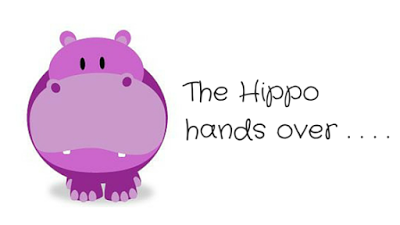 The Hippo Hands Over . . . . to Chloe Hammond