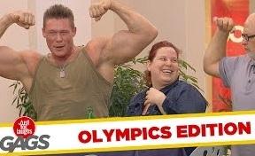 Workout Farts & Crazy Coach Pranks – JFL Gags Olympics Edition