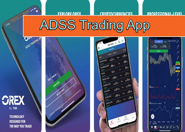 ADSS trading app