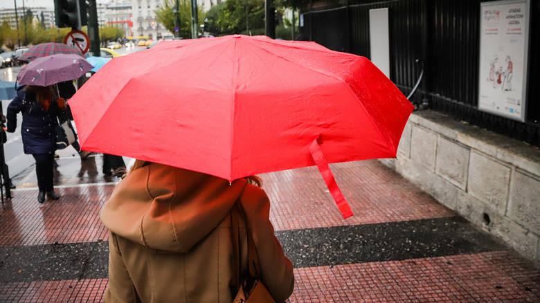 Αλλάζει το σκηνικό του καιρού από σήμερα - Που αναμένονται βροχές και καταιγίδες
