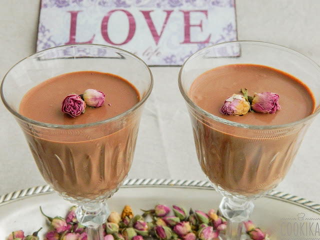 Chocolate Mousse with Cottage Cheese