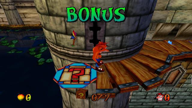 Crash Bandicoot 3: Warped - Captura 5