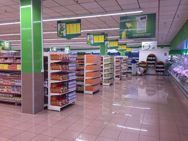 Nuevos supermercados Hiperdino en La Palma.