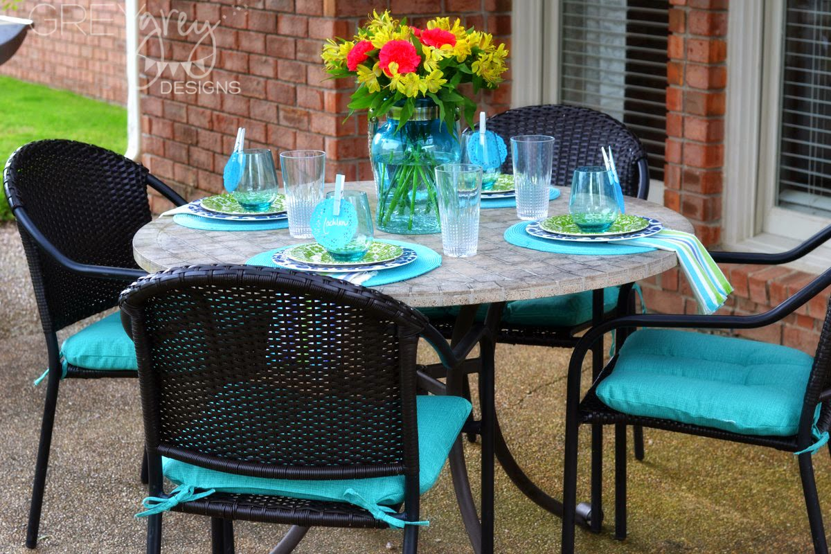 Greygrey Designs Pier One Summer Patio Makeover