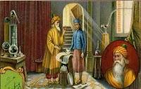 قصة حياة جابر بن حيان ( أبو الكيمياء ) - الكاتب (حمزة العمايرة)