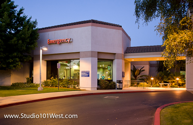 Arroyo Grande Hospital ER Photos, Arroyo Grande Commercial Photography