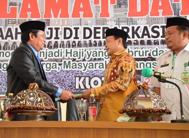 Tiba di Makassar, Ini Jadwal Tiba Jamaah Haji di Soppeng