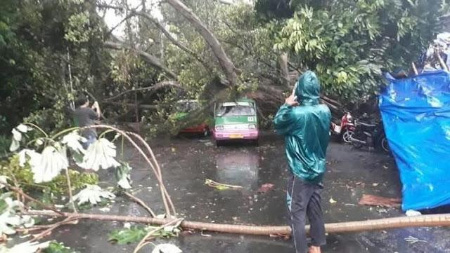 Fakta-fakta Puting Beliung Dahsyat Terjang Bogor