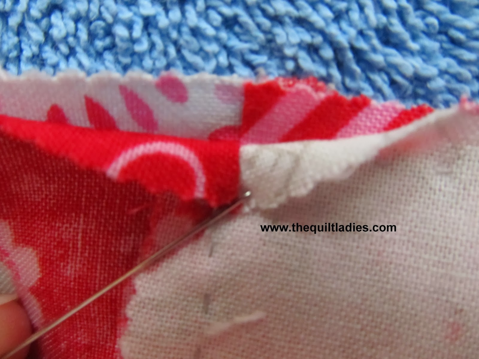 How to make a Four-patch quilt block free pattern