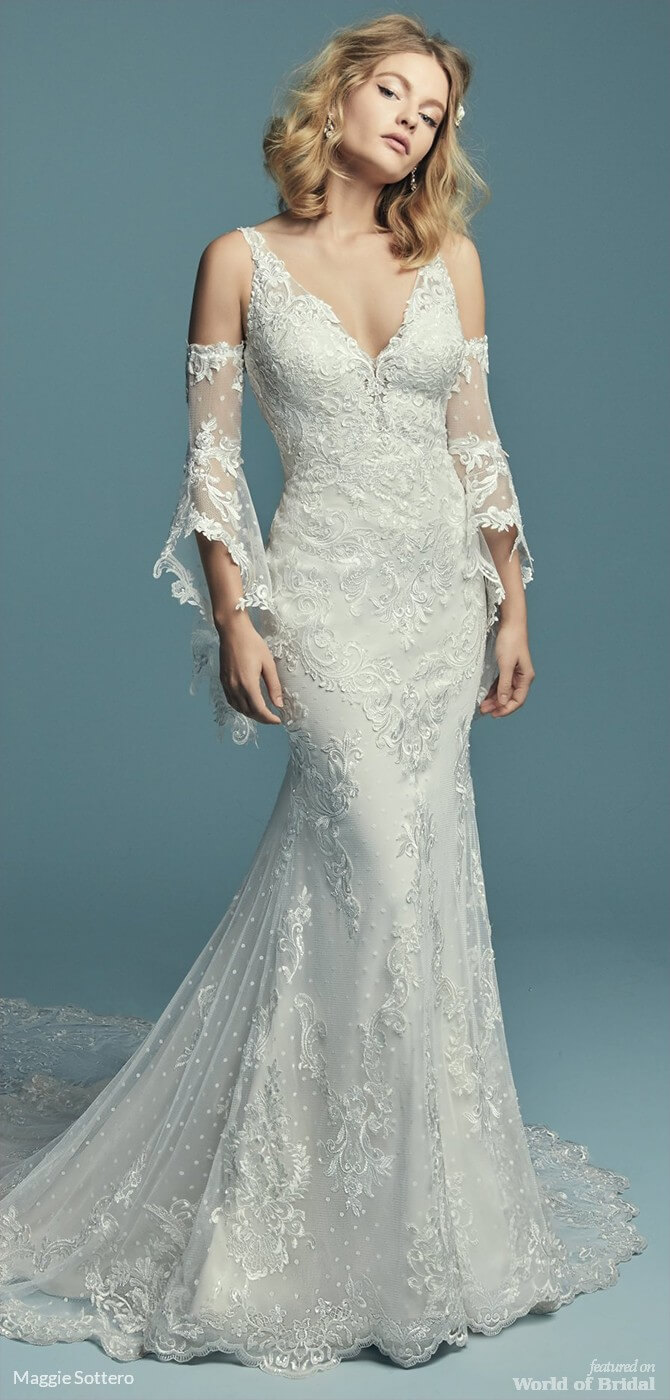 Maggie Sottero Fall 2018 Wedding Dresses - World of Bridal