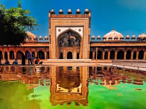 Fatehpur sikri Fort (Buland darwaja)