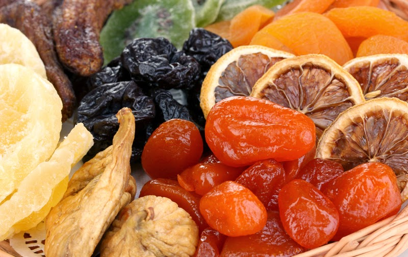 Αποξηραμένα φρούτα! Μια μικρή αλλαγή στην διατροφή μας!