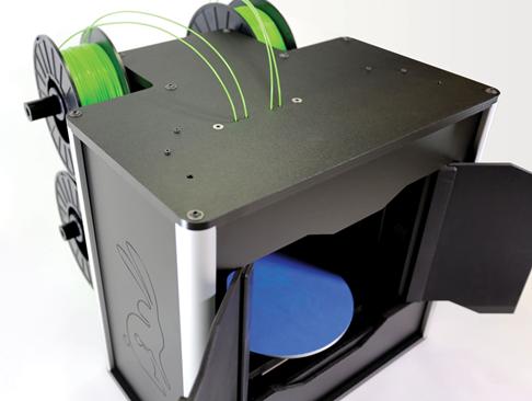 3D scanning, 3D printing