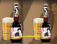 Logo Concorso #birraamarcorderomagna: vinci gratis 240 forniture di birra