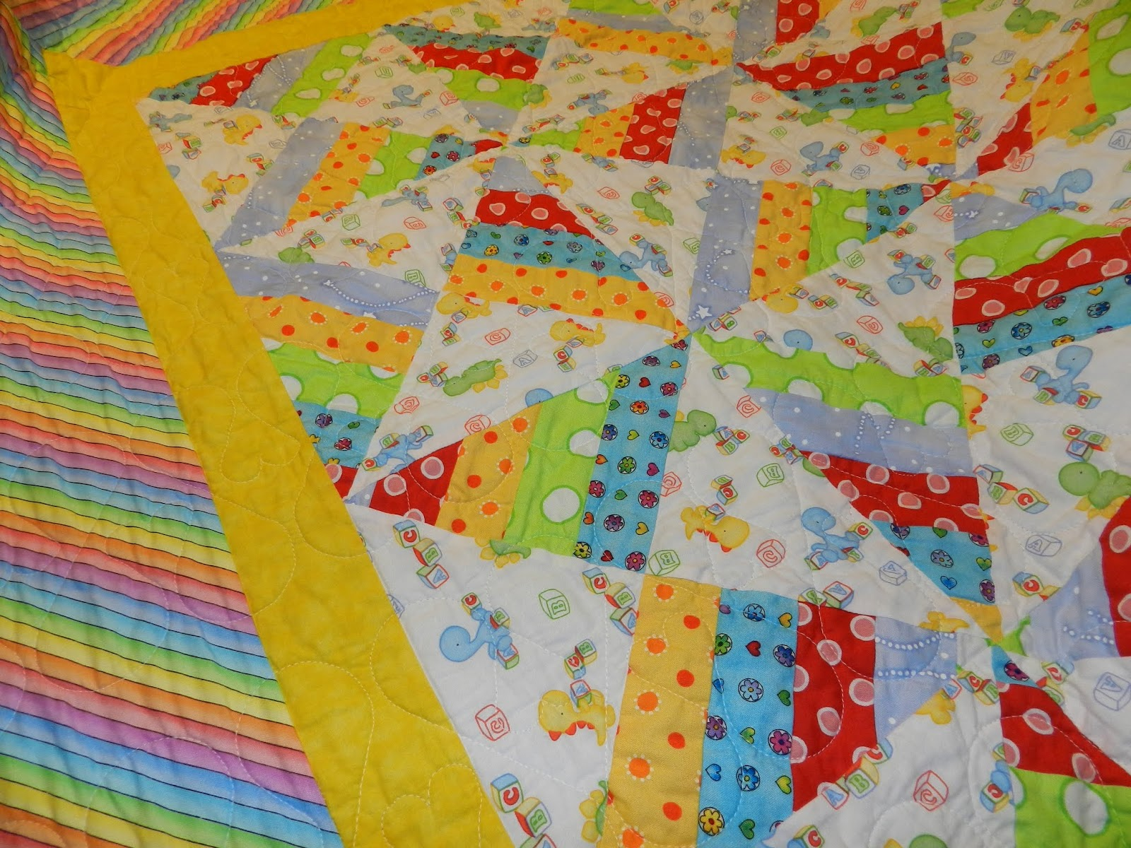 easy quilt patterns for kids - photo #3