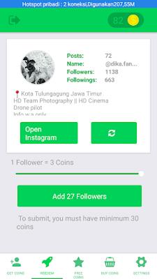 cara menambah follower instagram otomatis