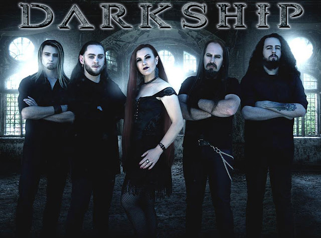 Darkship: preparando novo single, 'Heavenly Night'