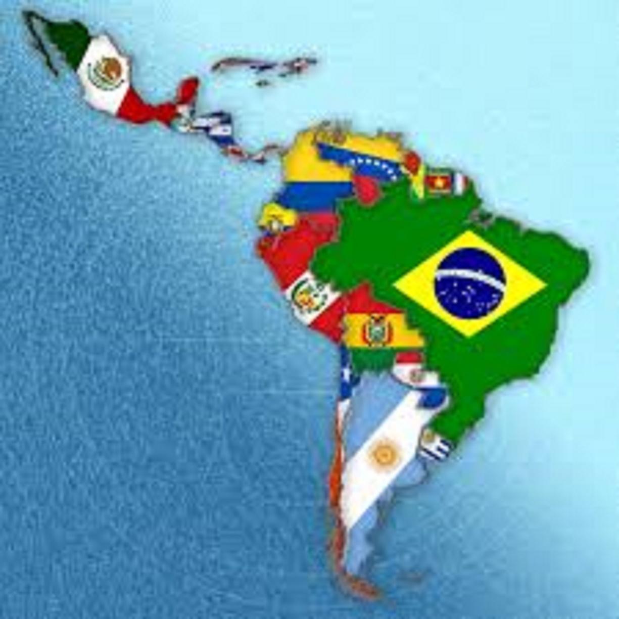 Monitoramento da América Latina por Órgãos & ONGS do Governo