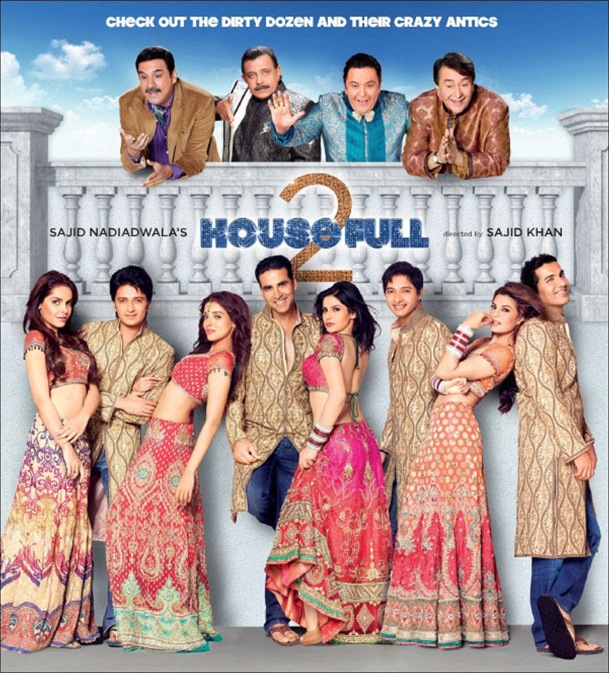 Achifar Full Song Download: SmsMessages: Housefull 2