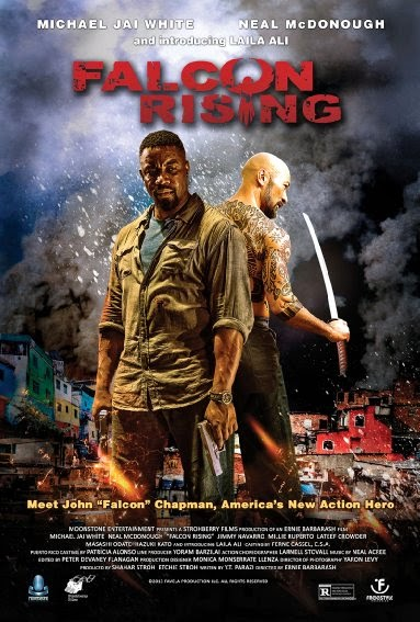 Download Films Falcon Rising (2014) 720p WEB-DL