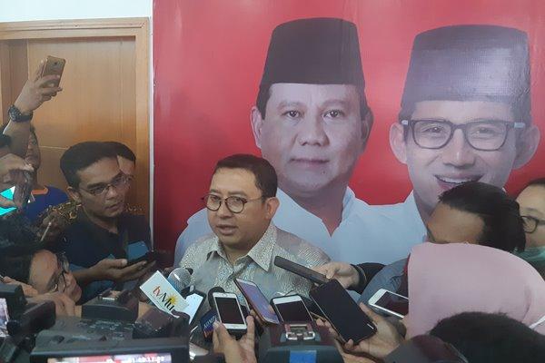 Kubu Jokowi Bakal Berbaju Putih di Pencoblosan, Fadli Zon: Bagus!